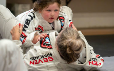 Why your Child should train BJJ